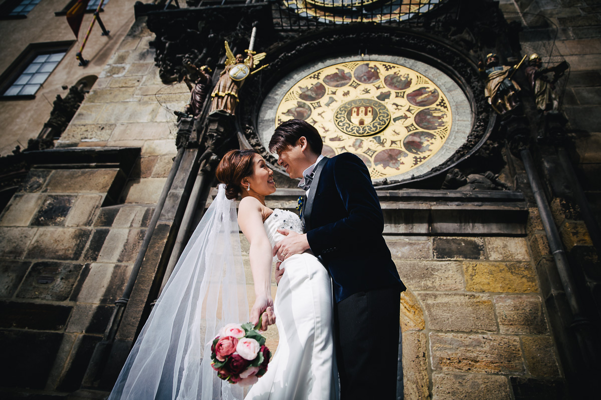 wedding photographer prague