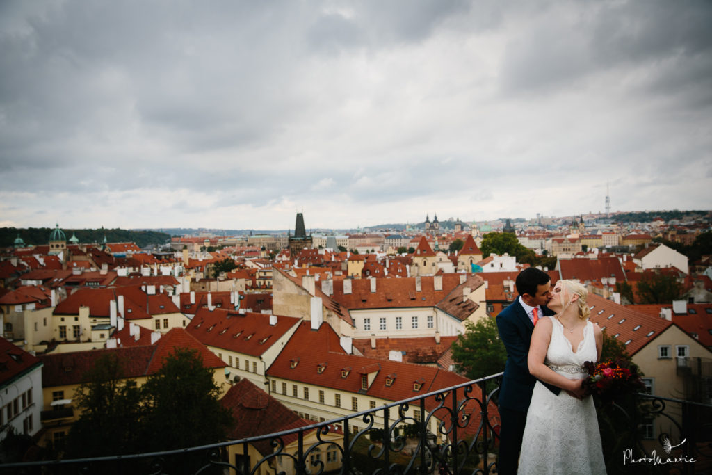 best wedding venues in Prague