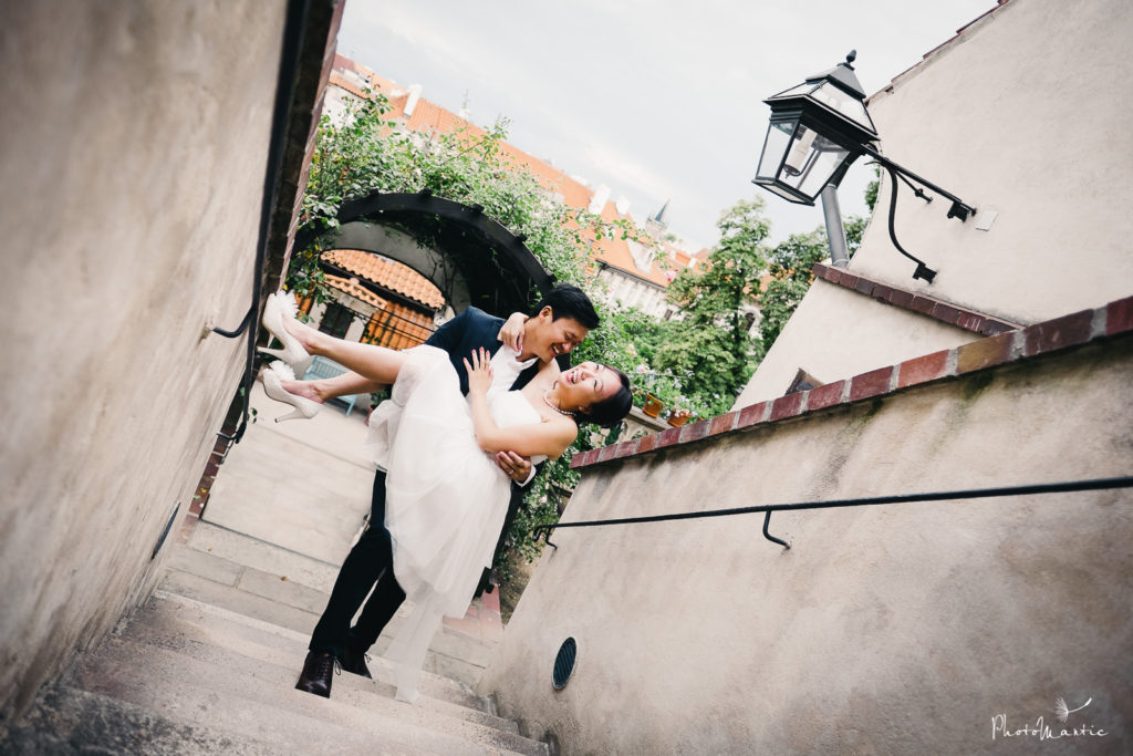 best wedding places in Prague
