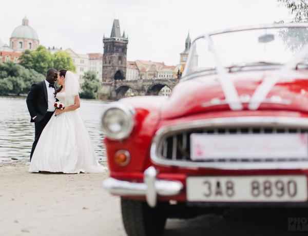 svatba Vila Lanna Praha