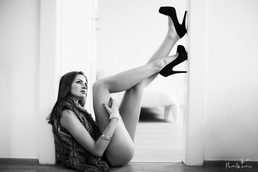 boudoir fotograf praha