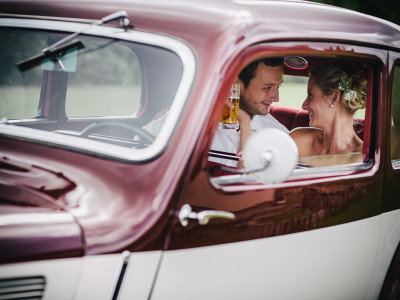 Martina & Honza - svatba v Plzni