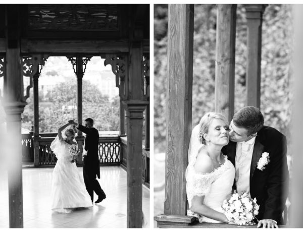 svatba Viniční altán