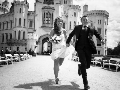 Viktoria & Andrey ~ wedding Hluboka Castle